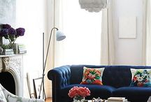 Living Rooms / by Courtney (Fadness) Thornalley