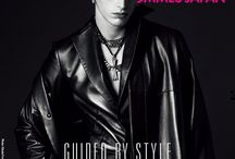Magazine Editorials / Fashion Magazine Editorials & Covers
