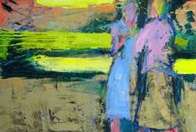 Helen Cantrell / Painting Printmaking