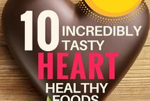 10INCREDIBLY TASTY HEART HEALTHY FOODS