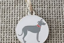 Lavish Lurchers / Have a look through our Lurcher products!