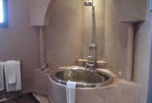 bathrooms riad star / by Lucie Wood