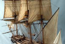 miniatur ship tradisional