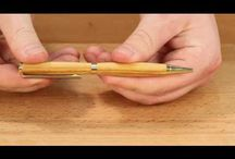 Pen Turning + / by Aaron Sirk