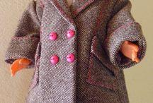 poupées habits