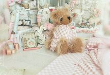 Dolls, Bears and friends / by Barbara Long