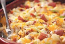 What's Cookin' / Check out these AMAZING meals, just for college students.