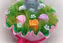 mydlove kytice