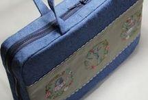 сумка для вышивания