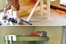 trab en madera