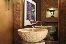 Bathrooms/powder rooms / Powder room
