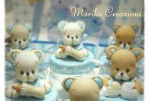 bomboniere  Marika Creazioni in Pasta di Mais