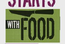 It Starts with Food! / The Whole 30 / by Vanessa Lucinski