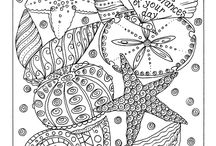Crafts: Coloring Pages