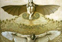 wings / by Mitzi James
