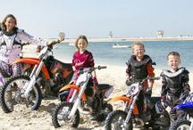 Dirt bikes kids and family ideas / your ideas