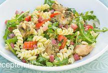 (Pasta)Salades