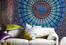 Mandalas & Art & Home