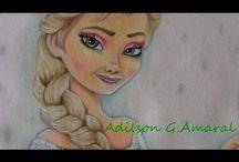Pintura en tela - Videos