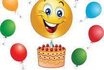 Geburtstag / Glückwünsche
