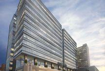 Edificio oficinas, estacionamiento, locales