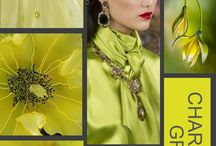 ༺♥༻Chartreuse Green༺♥༻