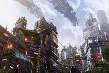 Architecture - Futuristic