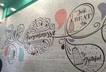 Brand Logo & SpaceBranding for The Bake Room