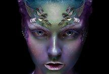 faces art