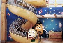 Toy story bedroom ideas