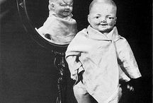 Dolls and Dummies / Old, abandoned, cherished, creepy or weird.  / by Carel DiGrappa