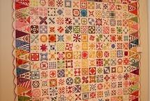 patch Dear Jane / patchwork