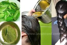 santé cheveux maison