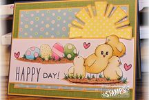 My Papercraft Inspiration - Easter / Ideas for Easter Cards