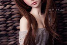 кукла мечта