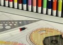 Prismacolor Markers / by Teena Wallis