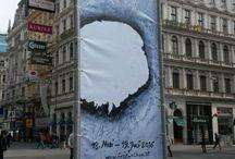 Wiener Festwochen 2016 in der Stadt / #wienerfestwochen #festwochen2016 #festwochenzentrum2016 #intothecity2016 #wien #vienna