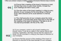 Hold a meeting of a one person company directors