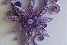 """The Art of Paper Twirling"" Craft"