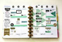 Planner e papelaria geral