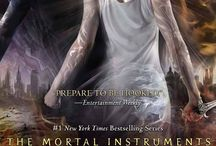 Immortal Instruments / by Anaya Mcnkight