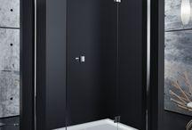 Kabiny prysznicowe prostokątne / Kabiny prysznicowe prostokątne świetnie pasują do łazienek stworzonych w nowoczesnym stylu.