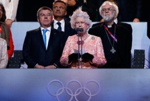 The Olympics and the Royals