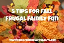 Fall Ideas, Recipes and More / Fall themed activities, decorations, crafts and more