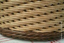 узоры плетения