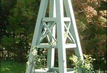 Garden Climbing Frames