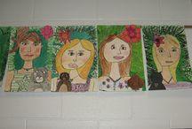 art homeschool