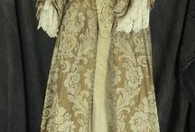 Victorian style dresses