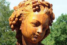 Striking Statues - The perfect garden feature!