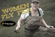 Fly Fishing  / by Becky Rohrs
